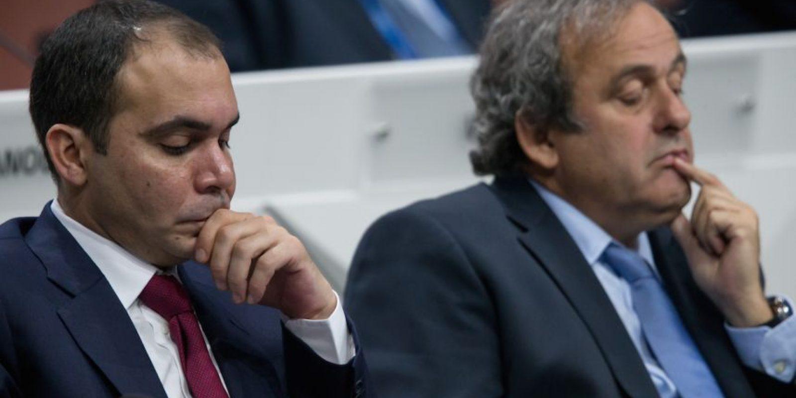 Después de conocerse la reelección de Blatter, Platini insinuó que la UEFA podría separarse de la FIFA. Esto se discutirá en una reunión en Berlín el próximo mes de junio. Foto:Getty Images