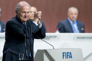 En su discurso como presidente reelecto, Blatter aseguró que pondrá en orden al organismo. Foto:Getty Images