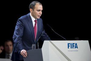 Al Hussein fue el único oponente del aún mandatario de la FIFA en las elecciones que se dieron el 29 de mayo. Foto:Getty Images