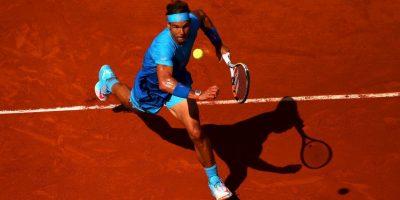 Ganaba el Abierto de Francia de forma ininterrumpida desde 2010 Foto:Getty Images