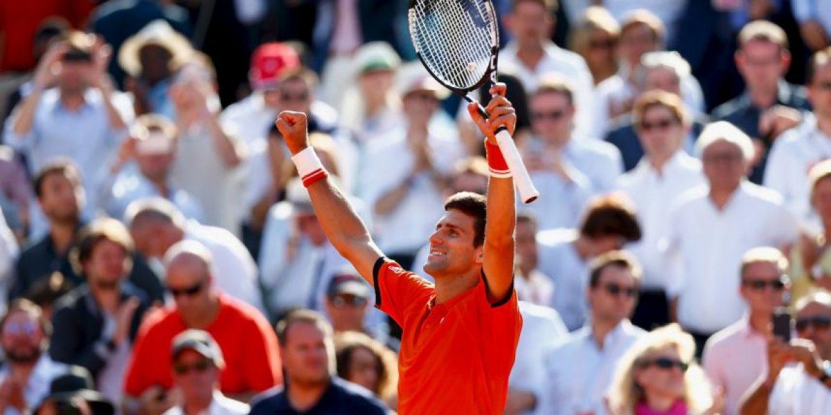 Novak Djokovic amarga el cumpleaños de Rafa Nadal y lo elimina de Roland Garros