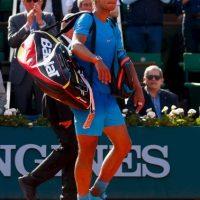Cayó en tres sets con el mejor jugador de la actualidad Foto:Getty Images