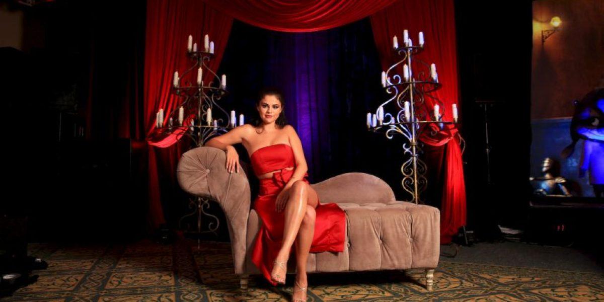 Selena Gómez estrena sugerente video de su nueva canción
