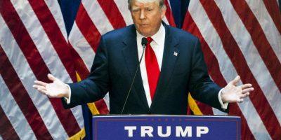 Vargas Llosa asegura que Trump es un payaso con dinero que solo divierte insultando a los hispanos. Foto:Getty Images