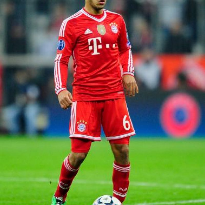 5. Thiago Alcántara Foto: Getty Images