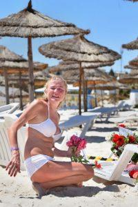 4. De igual forma, diversas agencias de viajes cancelaron las vacaciones de sus clientes programadas para la próxima semana. Foto:Getty Images