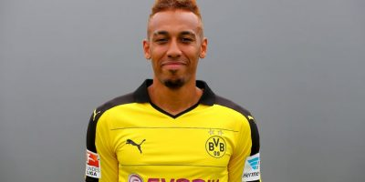 8. Pierre-Emerick Aubameyang (Borussia Dortmund/Gabón) Foto:Getty Images