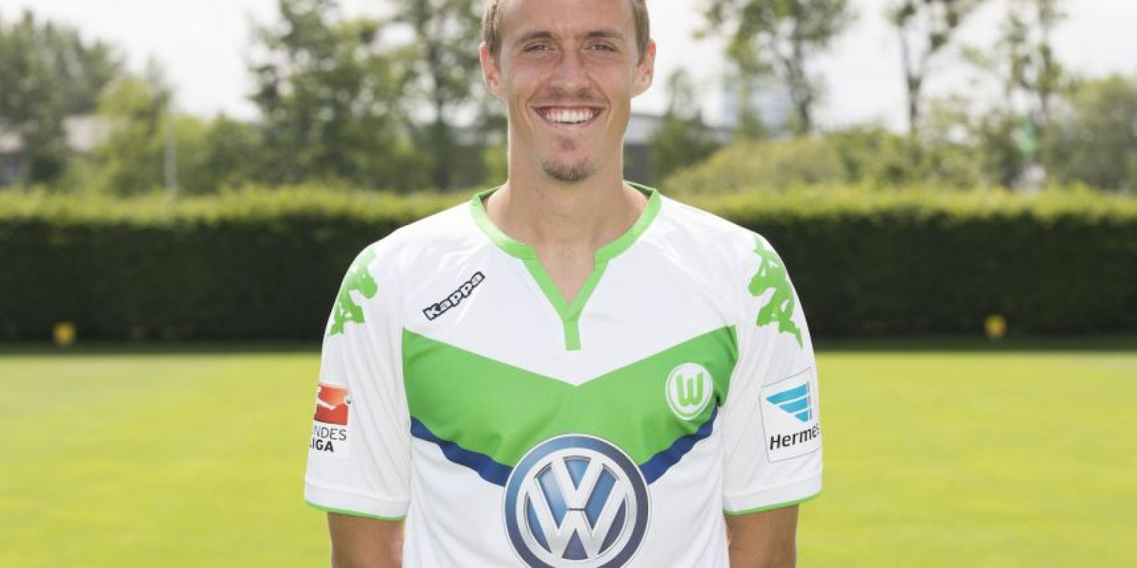 4. Max Kruse (Wolfsburgo/Alemania) Foto: Getty Images