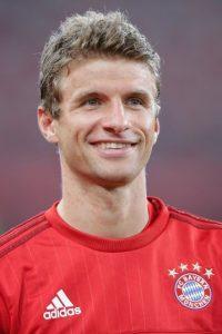 Es delantero, y toda su vida ha jugado en el Bayern Munich. Foto:Getty Images