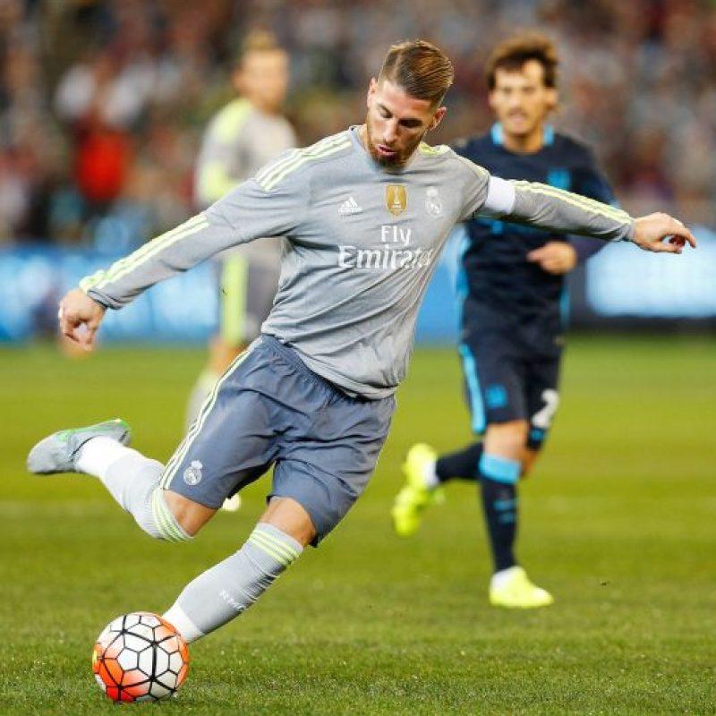 Ahora, Sergio Ramos renovará con el club merengue hasta 2020. Foto:Getty Images
