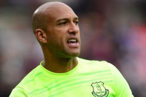Portero de la Selección de Estados Unidos y el Everton de Inglaterra Foto:Getty Images