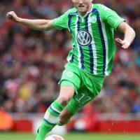 El campeón del mundo en 2014 fue un gran fichaje para el Wolfsburgo en enero pasado, en sólo media campaña dio muestra de su talento y por lo que se espera mucho de él ahora que comenzará la campaña con el equipo. Foto:Getty Images