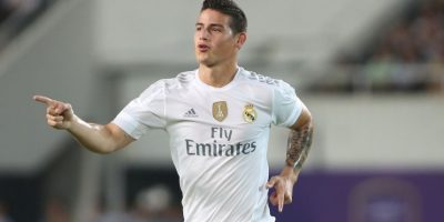 MEDIO OFENSIVO: James Rodríguez (Real Madrid/Colombia) Foto: Getty Images