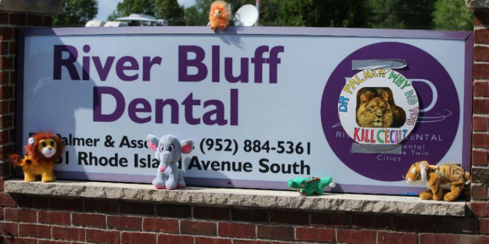 Hasta hace una semana la clínica fue reabierta. Foto:Getty Images