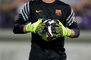 Ter Stegen también llegó para la temporada que terminó y entre Copa y Champions, recibió 16 goles en 21 encuentros. Foto:Getty Images