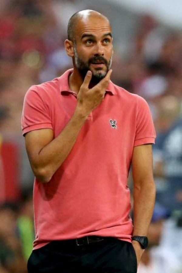 3. Pep Guardiola Foto: Getty Images