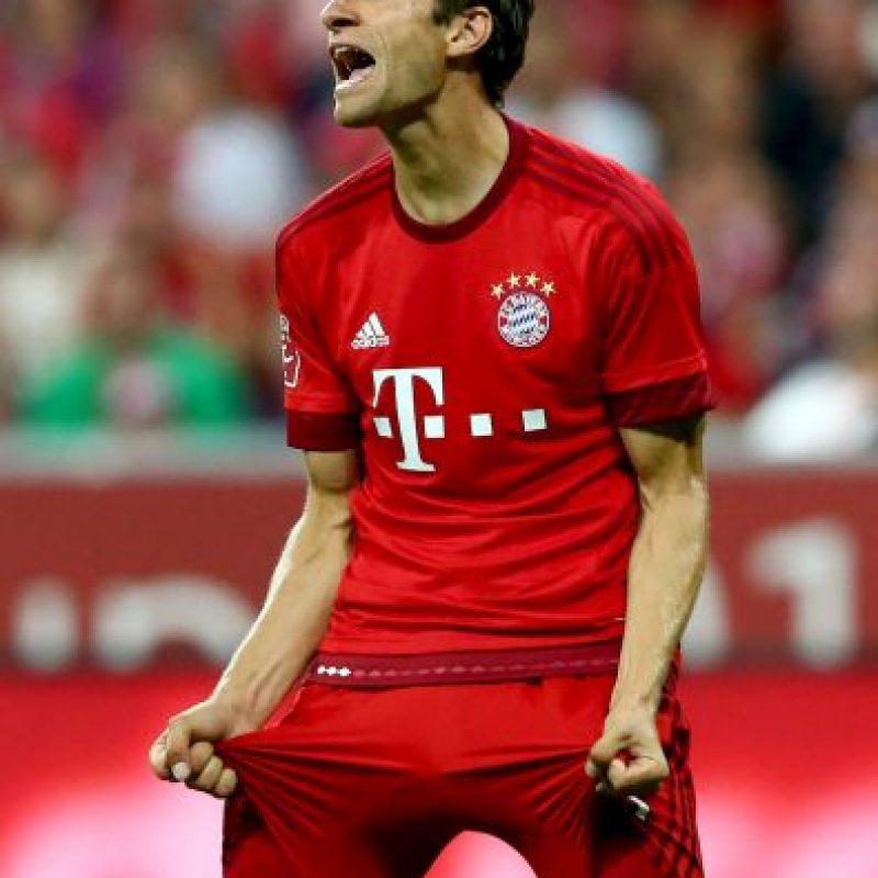 El crack alemán del Bayern Munich fue el tercer goleador del equipo con 12 tantos, y fue el segundo mejor asistente de la temporada con 10 asistencias. Foto:Getty Images