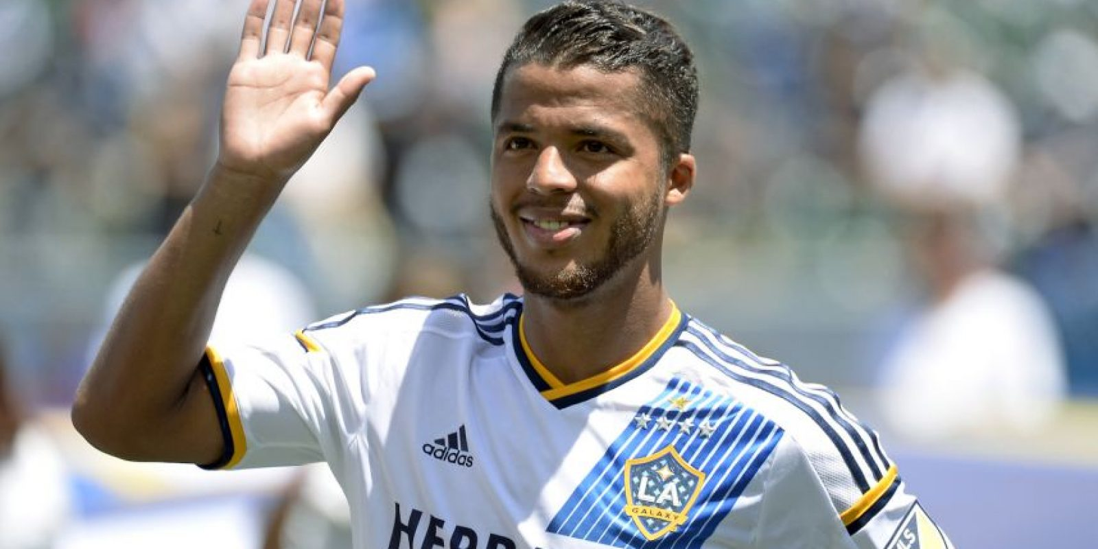 14. Giovani Dos Santos Foto: Getty Images