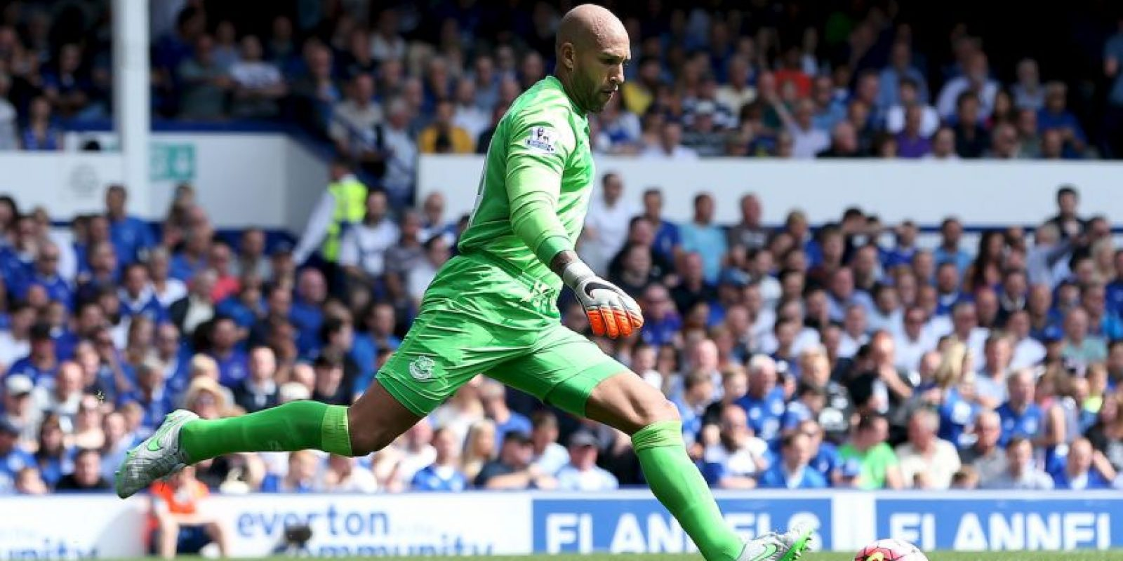 Tim Howard Foto: Getty Images