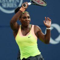 """3. Serena Williams. La mejor tenista de la actualidad es embajadora de UNICEF, cuenta con su propia fundación y apoyó la campaña """"1 in 11"""", para apoyar el acceso a la educación Foto:Getty Images"""