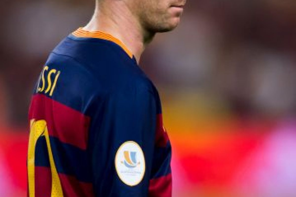 16. Lionel Messi Foto:Getty Images