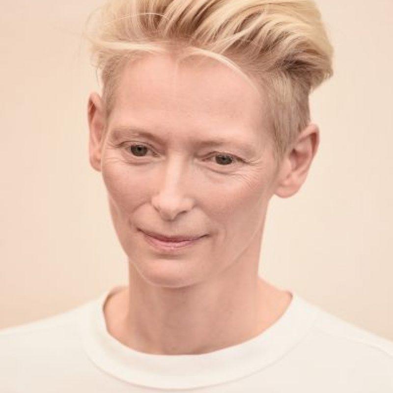Tilda Swinton fue la encargada de darle vida Foto:Getty Images