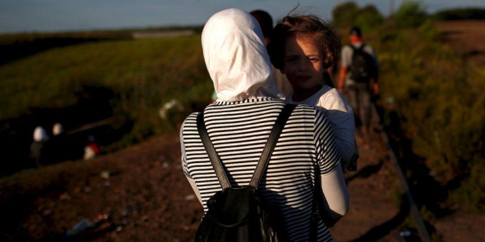 La mayor parte de ellos ha llegado a Turquía, Grecia e Italia. Foto:Getty Images
