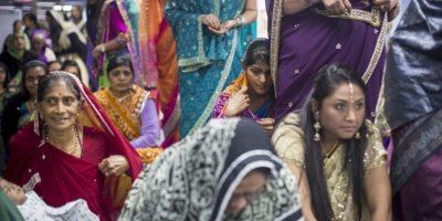 El Fondo Internacional de Sobrevivientes al Ácido (ASTI), una organización humanitaria con sede en Londres, calcula que cada año se producen unos 1 mil ataques con ácido en India. Foto:Getty Images