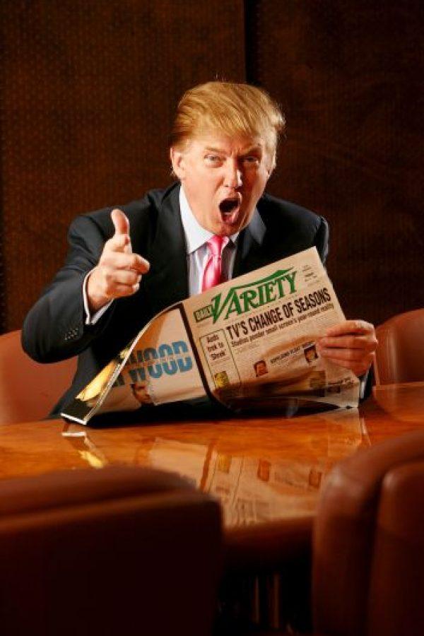 """Mientras, en el primer debate del Partido Republicano indicó: """"Odio el concepto de aborto"""". Foto:Getty Images"""