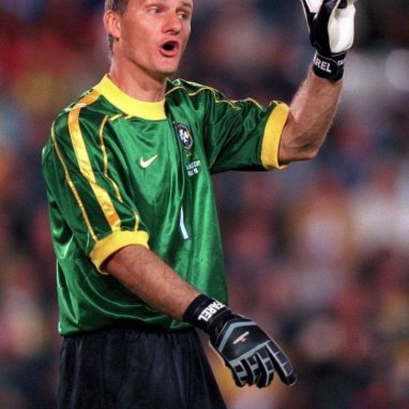 6. Claudio Taffarel (Brasil) / 25 partidos. Foto: Getty Images