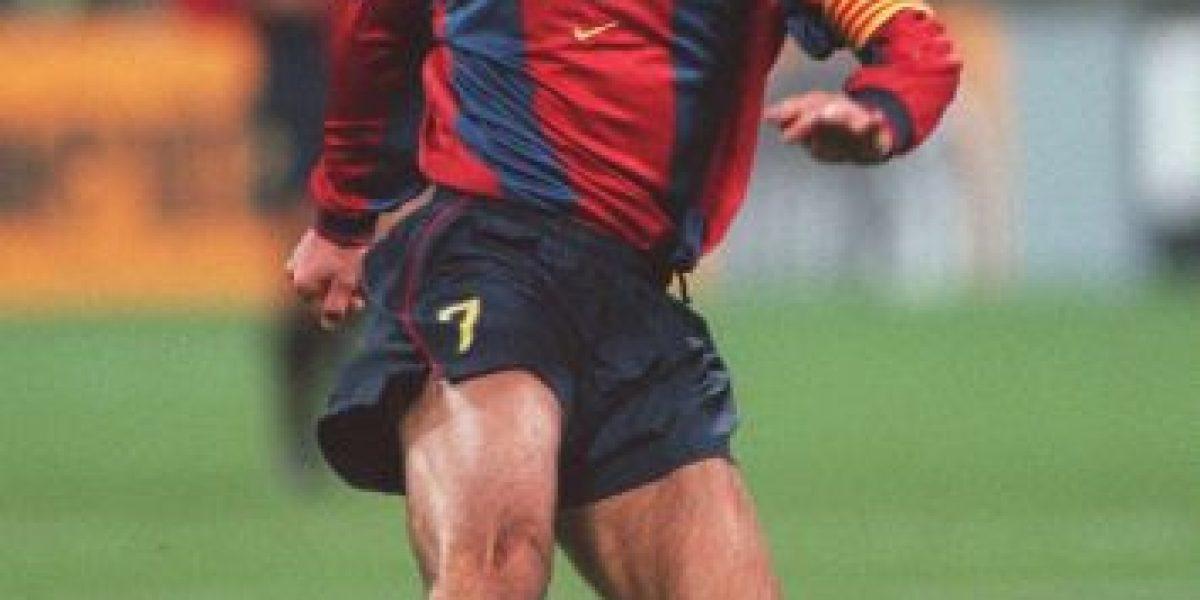 Barcelona veta a Figo en