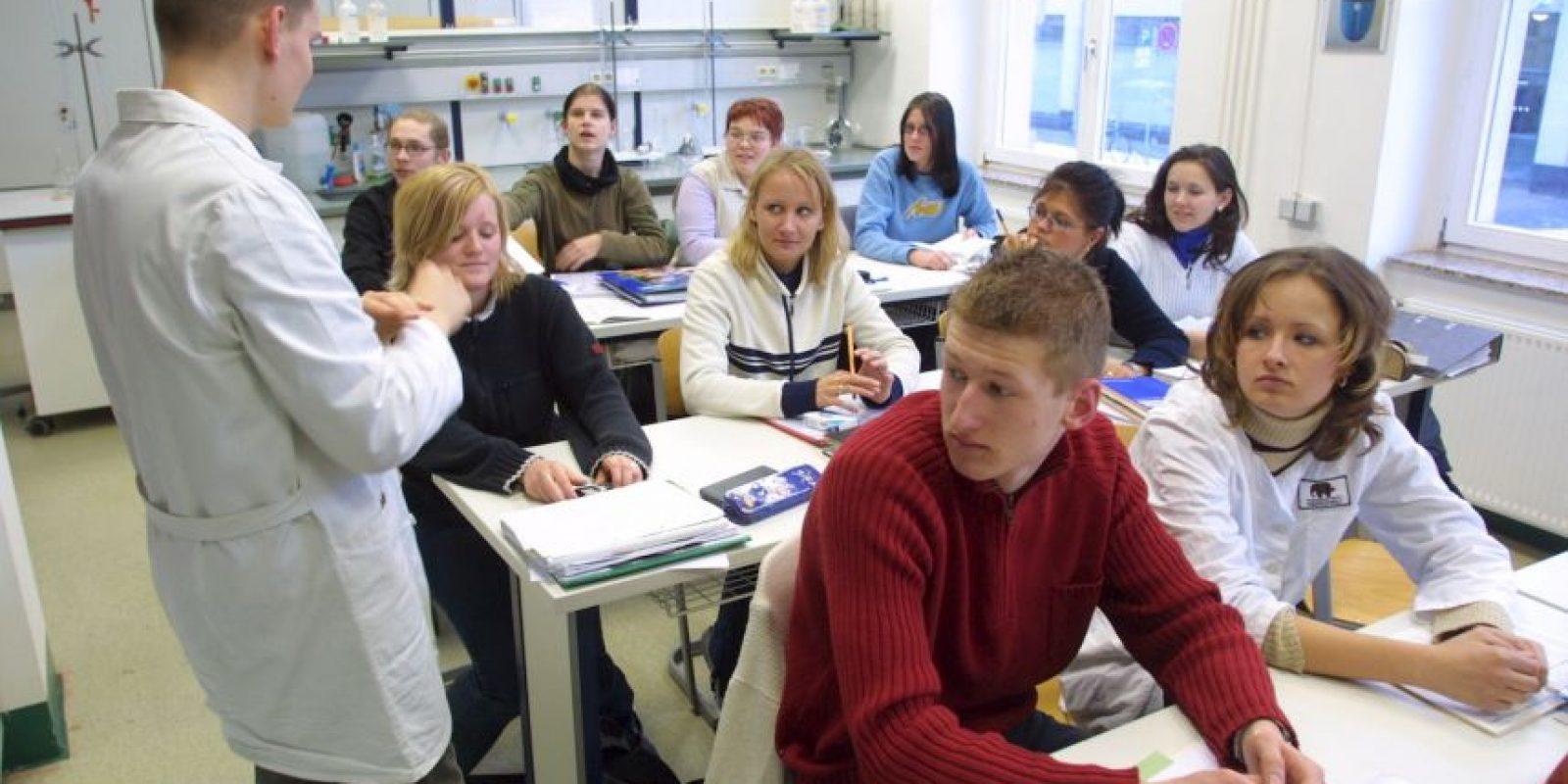 El profesor a cargo del grupo fue sancionado. Foto:Getty Images