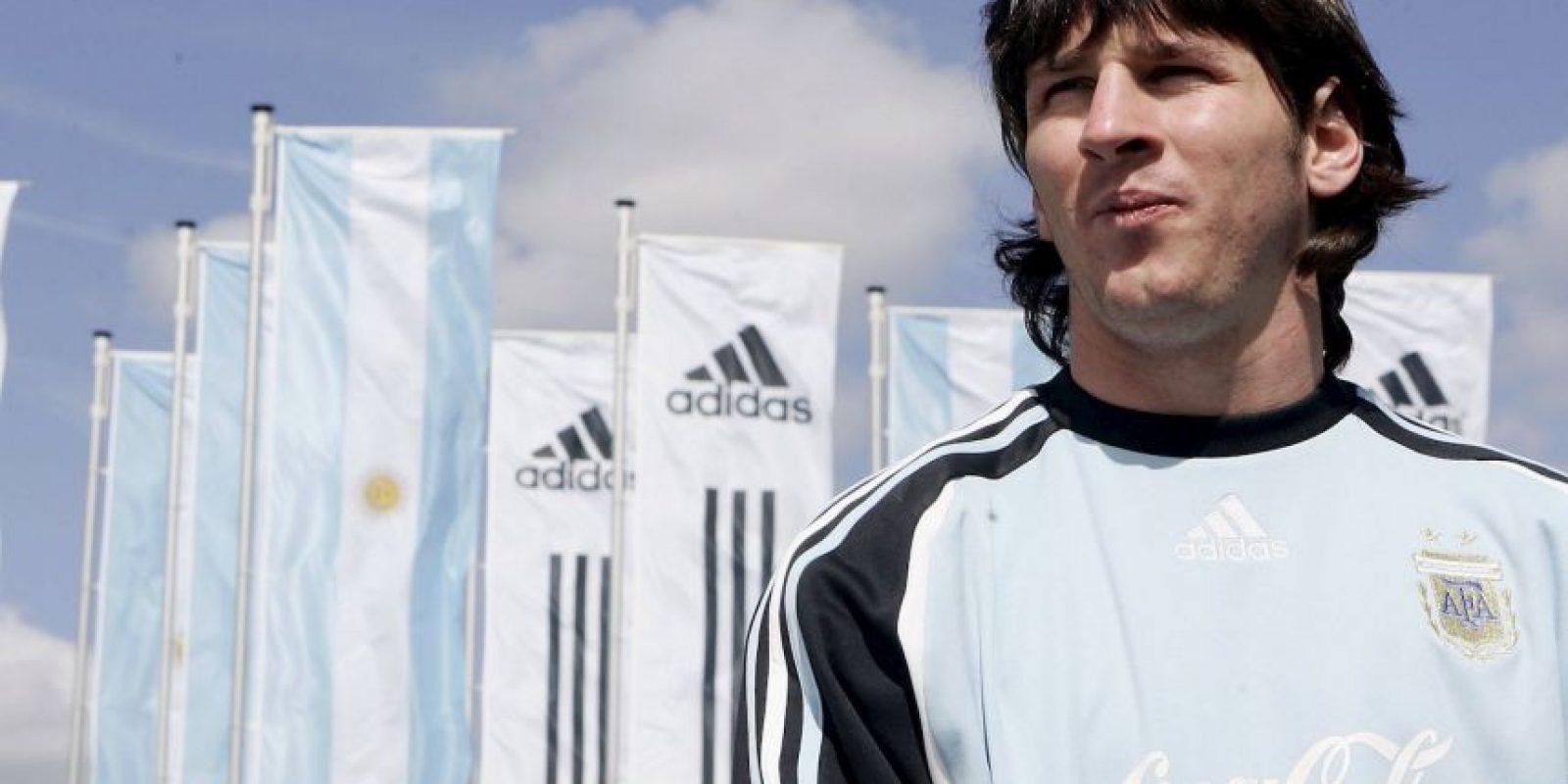 4. Lionel Messi (Barcelona/Argentina) Foto:Getty Images