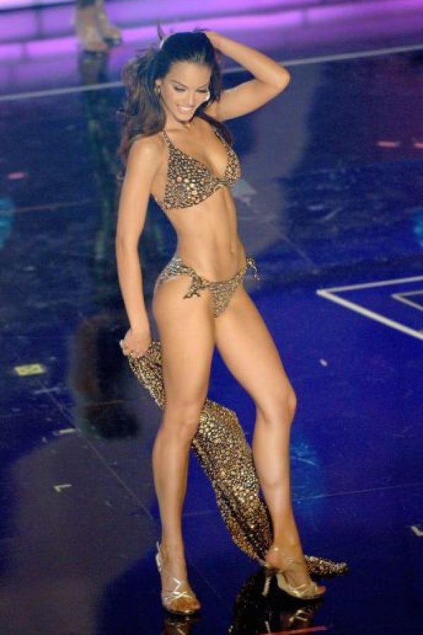 La modelo y Miss Universo 2006 canceló su participación en el show del 12 de julio. Foto:Getty Images
