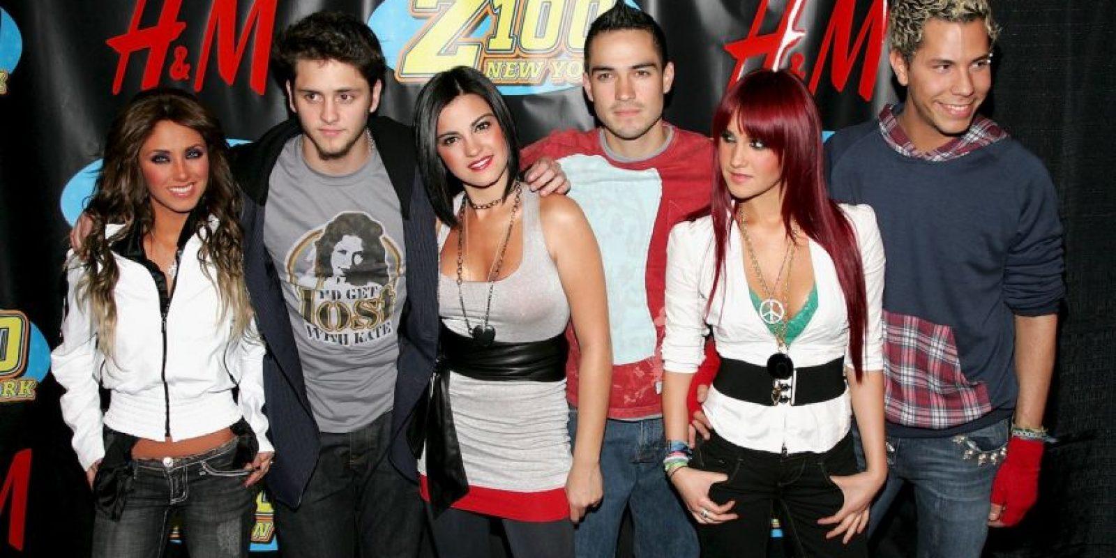"""Fue integrante de """"RBD"""" Foto:Getty Images"""
