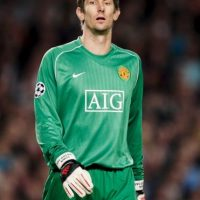 JUVE & BARÇA LEGENDS: Edwin van der Sar (Juventus) Foto: Getty Images