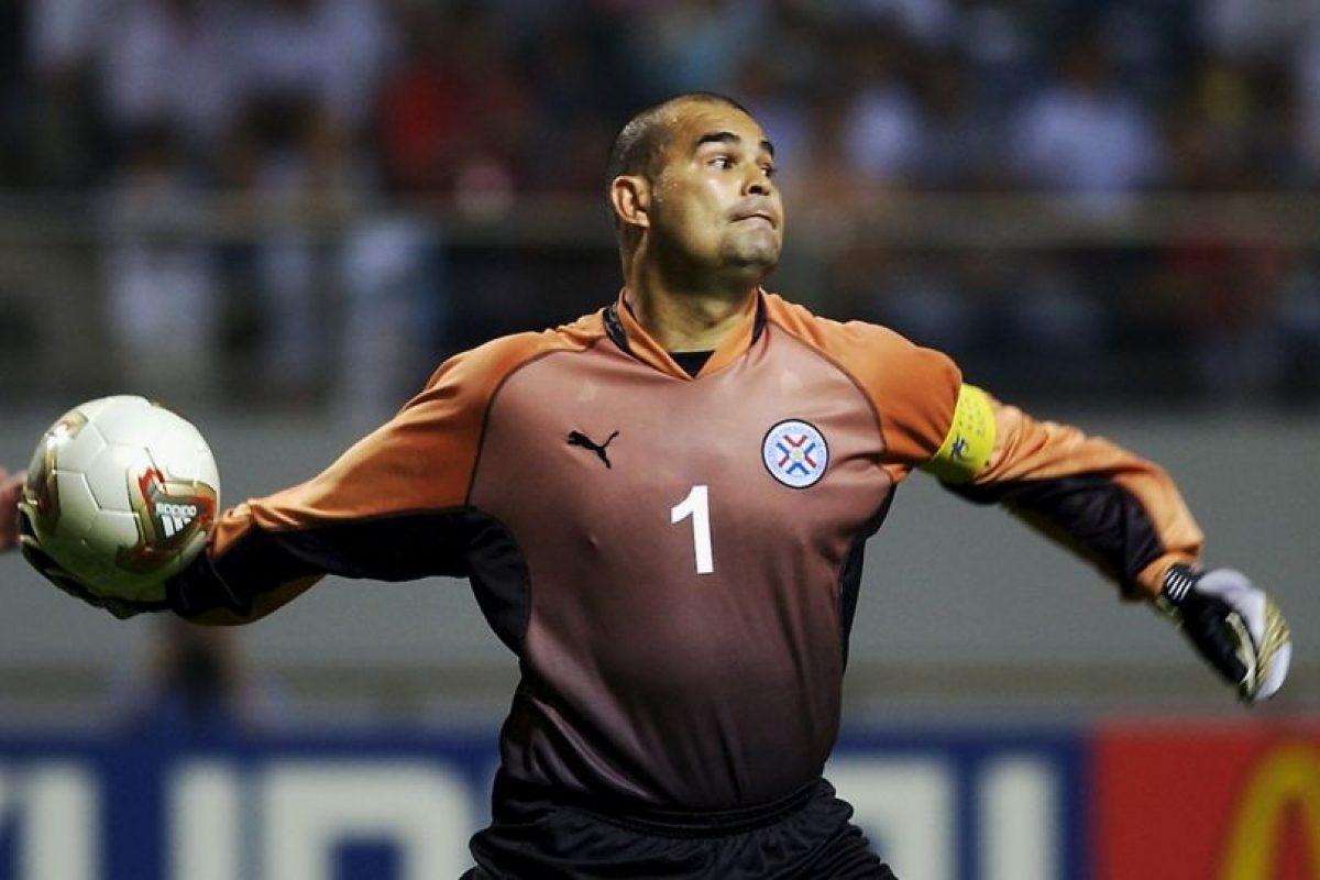 José Luis Chilavert Foto:Getty Images