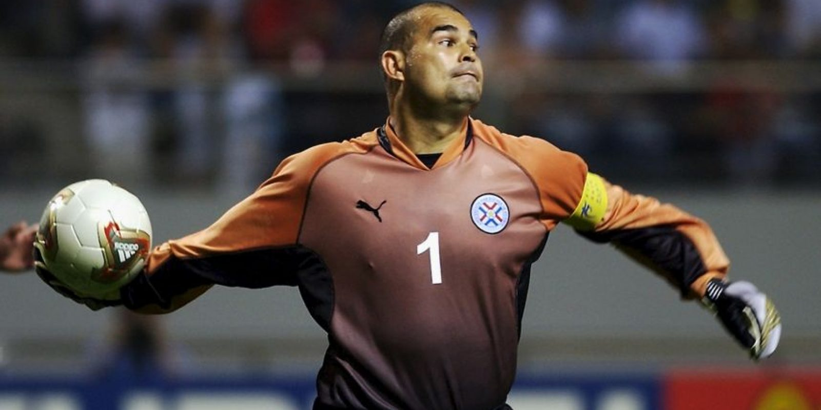 José Luis Chilavert Foto: Getty Images