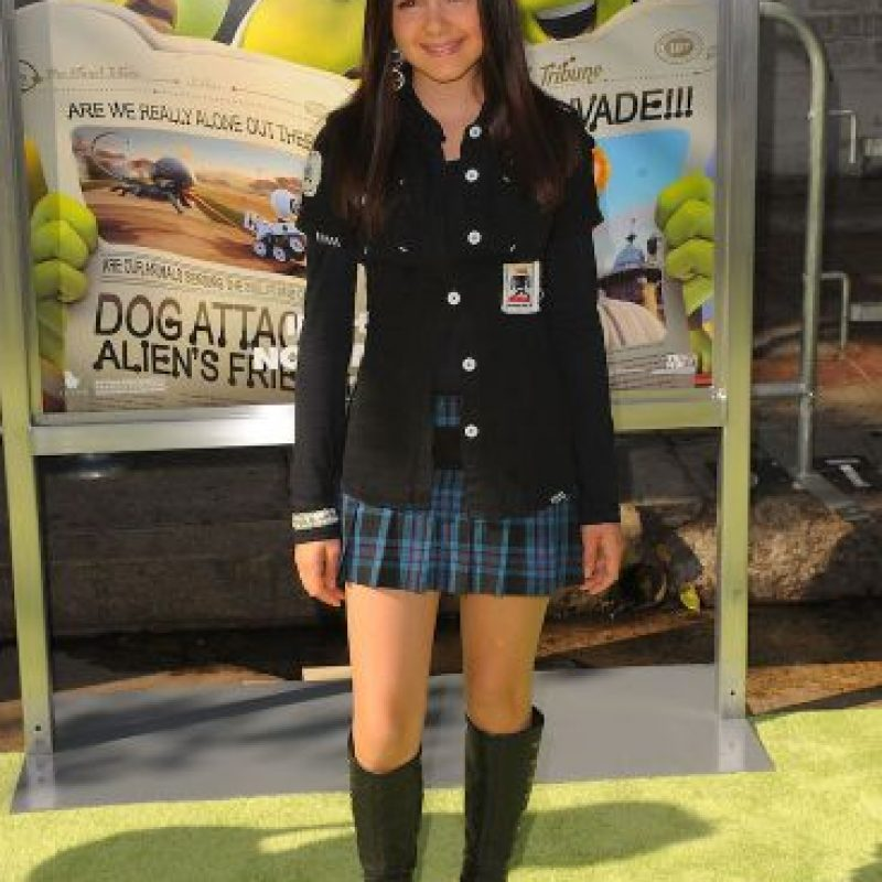 Ariel Winter es una actriz y cantante estadounidense. Foto: Getty Images