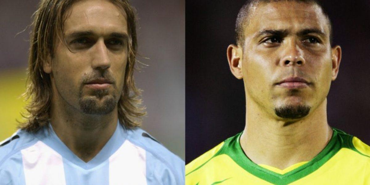 FOTOS: Los goleadores históricos de la Copa América