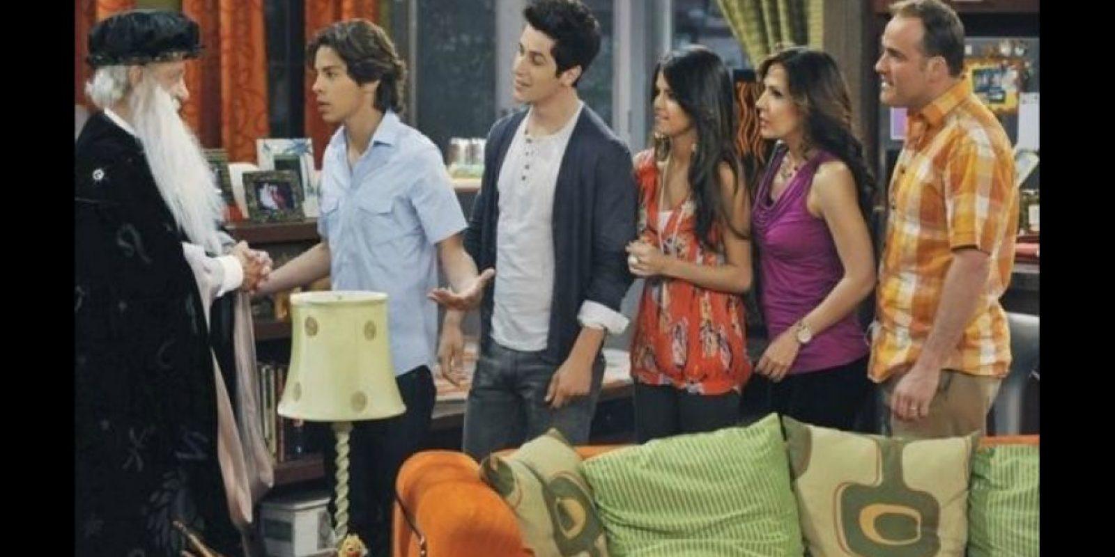 Es una serie original de Disney Channel estrenada el 12 de octubre de 2007 Foto:Disney