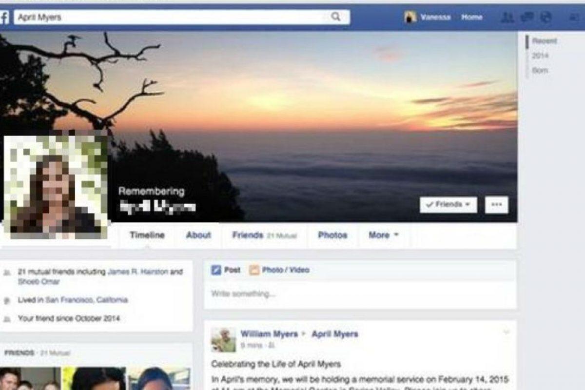 4. Facebook permitirá activar la opción de un heredero cuando el propietario fallezca Foto:Vía Facebook