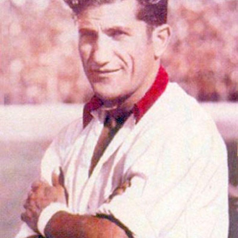 15. Herminio Masantonio (Argentina) / 11 goles. Foto:Wikimedia