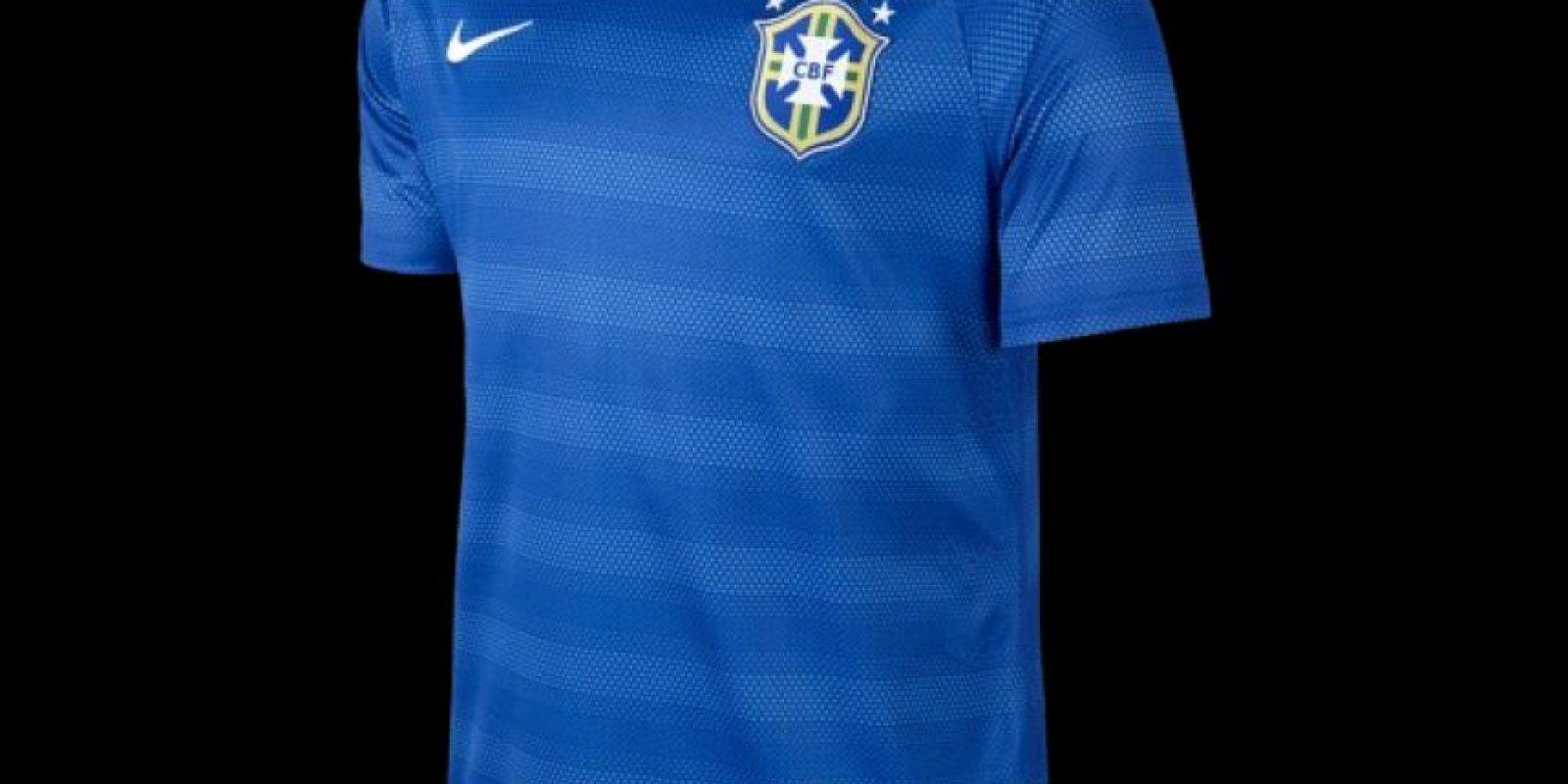 Esta es la camiseta de visitante. Foto:Nike Football