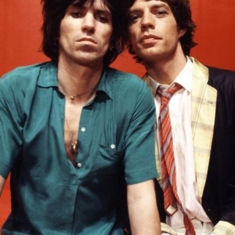 Mick Jagger y Keith Richards (6) Foto: Rolling Stone