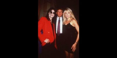 Un años después, el corazón del magnate fue conquistado por la modelo Marla Maples. Se casaron en 1993. Foto:Twitter