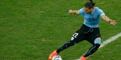 Martín Cáceres (Uruguay). Es uno de los hombres de confianza del DT Óscar Tabárez, pero las constantes lesiones lo dejaron fuera de la lista. Foto:Getty Images
