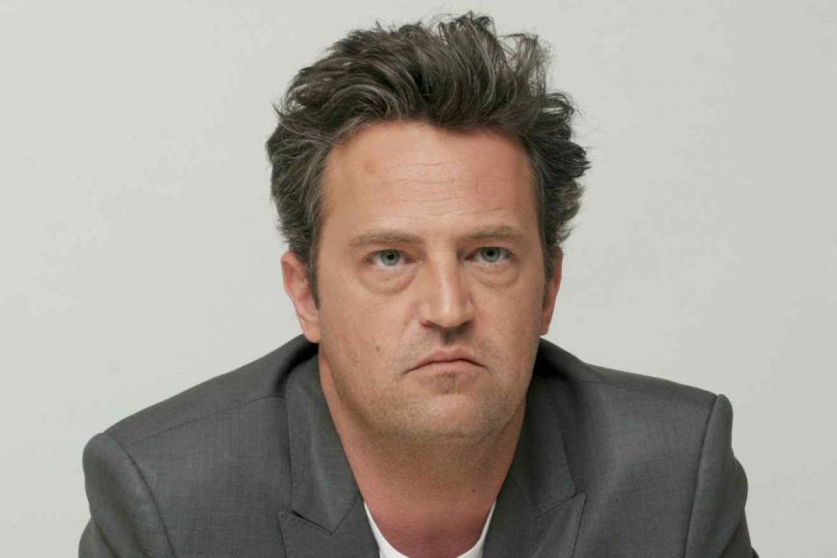 Matthew Perry Foto: Agencias
