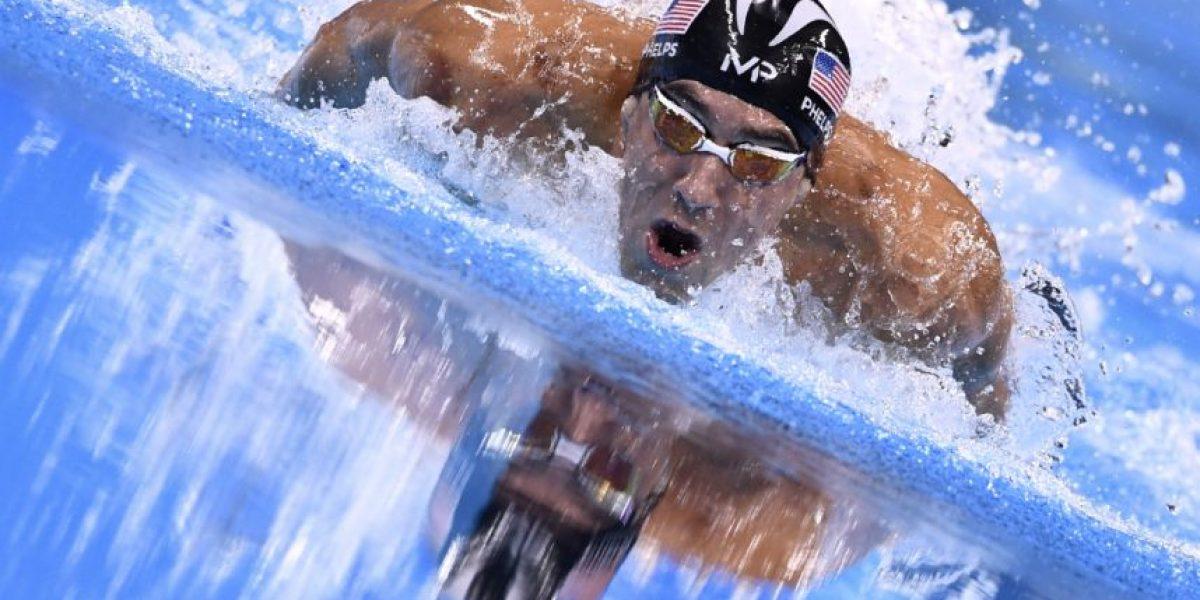 VIDEO. ¡Asombroso! La imagen de Michael Phelps que recorre el mundo