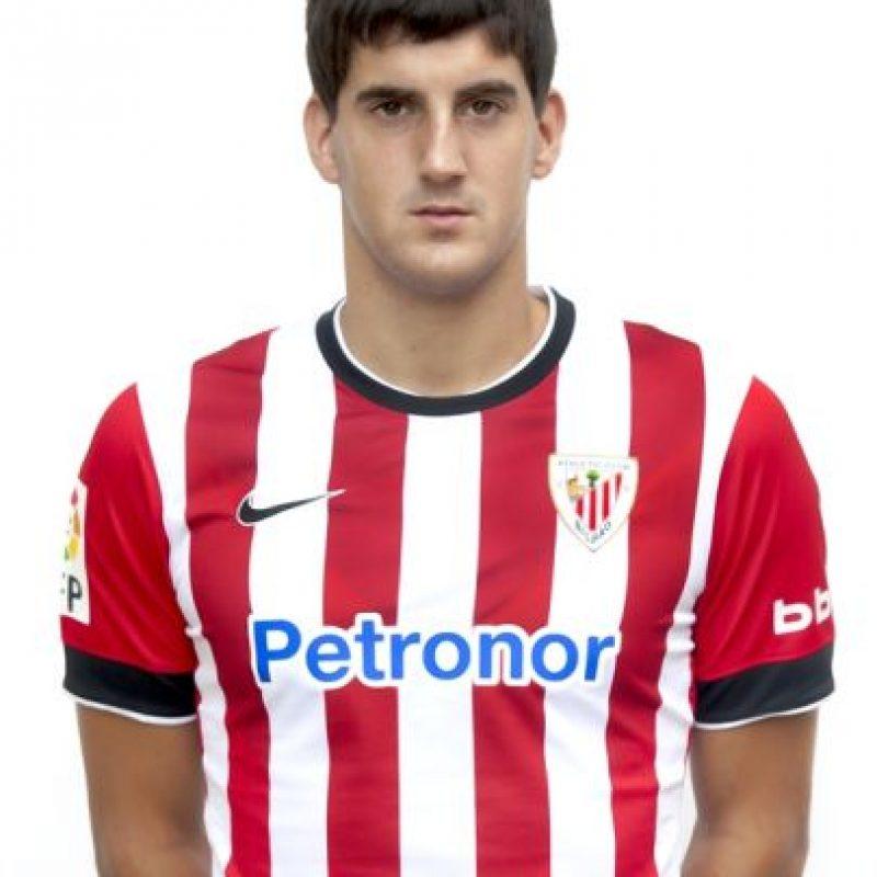 Mikel San José Foto:athletic-club.eus